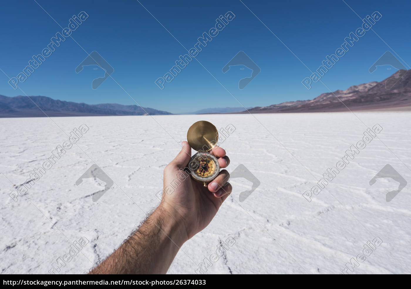 usa, , california, , death, valley, , man's, hand - 26374033