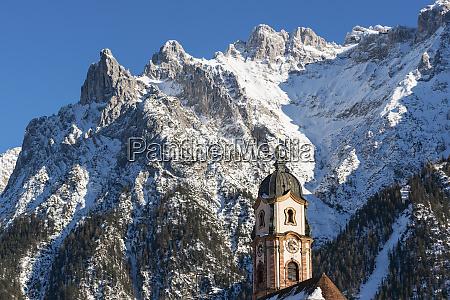 germany bavarian alps bavaria upper bavaria