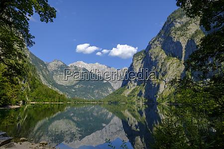 germany bavaria upper bavaria berchtesgaden alps