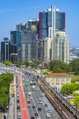australia new south wales sydney cityview