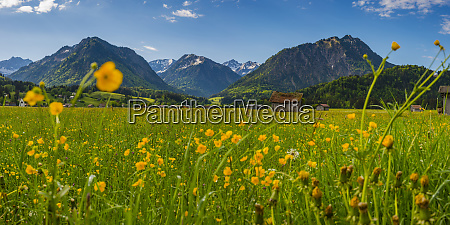 germany bavaria allgaeu allgaeu alps loretto