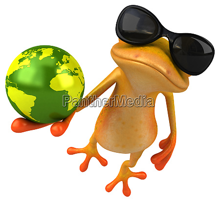 fun, duck-3d, illustration - 26414500