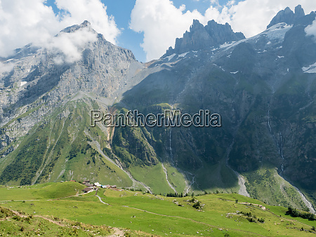 swiss, alps, , mountain, scene, , switzerland, , europe - 26430823