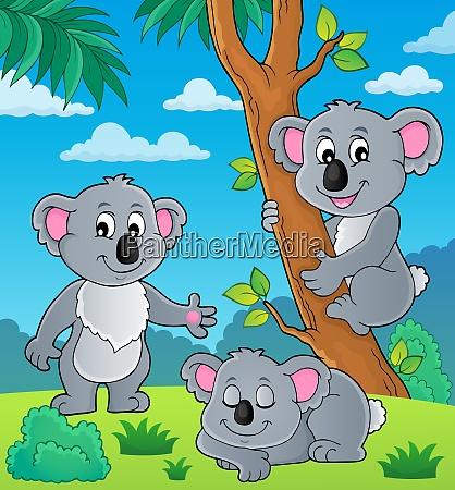 koala theme image 1