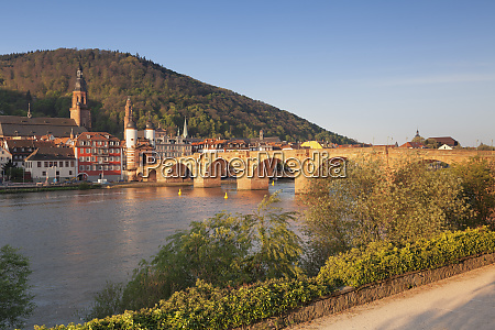 old town with karl theodor bridge