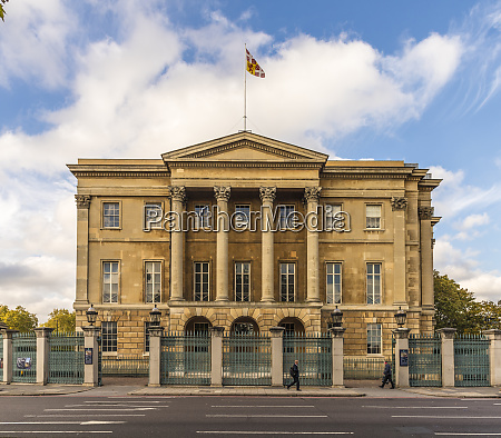 apsley house famous for having the