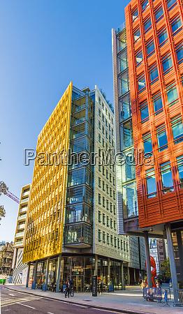 die, farbenfrohe, architektur, von, central, st. - 26494716