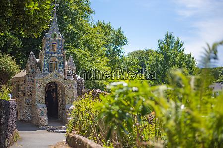 the little chapel guernsey channel islands