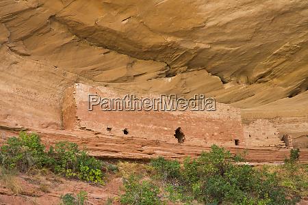 16 room house anasazi ruins ancestral