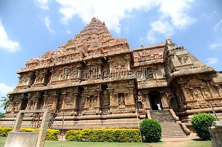 the 11th century gangaikonda cholapuram brihadisvara