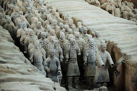 armee der terrakotta krieger unesco weltkulturerbe