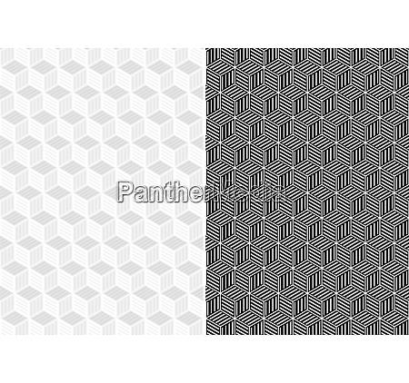 seamless geometric pattern designs
