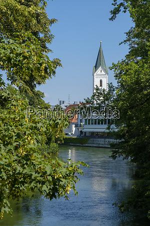 germany bavaria fuerstenfeldbruck st leonards church