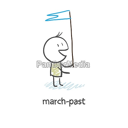 march vorbei