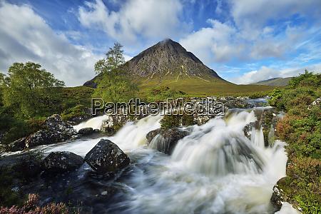 united kingdom scotland glencoe highlands glen