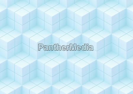 vollbild-abstraktes, stufenwürfelmuster - 26528361