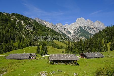 germany bavaria berchtesgadener land berchtesgaden alps