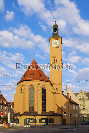germany bavaria augsburg jakobervorstadt st jakob