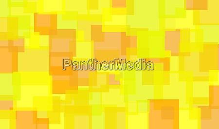 modernes abstraktes hintergrundmuster mit gelben orangefarbenen