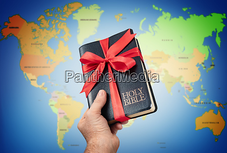 the gift of the holy bible