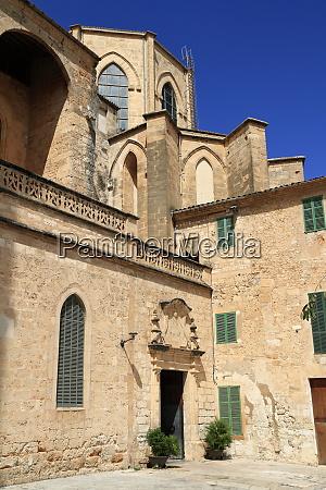 parish church of mother mary mallorca