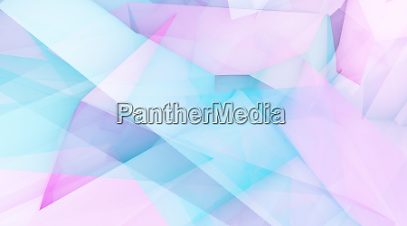 glamor hintergrund mit blauem purpurkristallabstrakten hintergrund