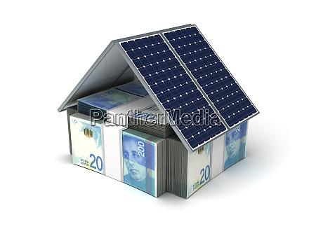 neuer israelischer schekel energiesparen
