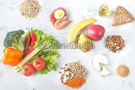 nahrung fuer die gesundheitaere ernaehrung