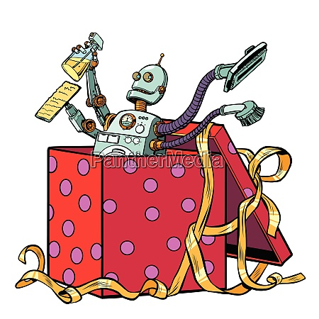 roboter geschenkreinigung unternehmen staubsauger