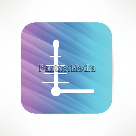 tv antennensymbol