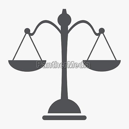 waage symbol