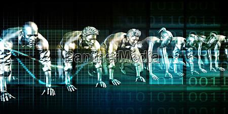 technologie zusammenarbeit