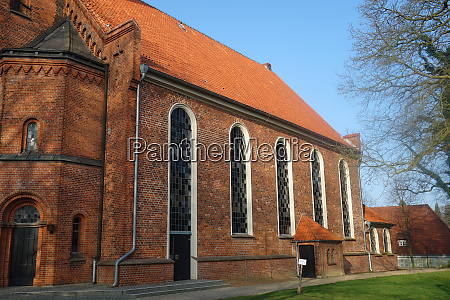 peter paul kirche bad oldesloe