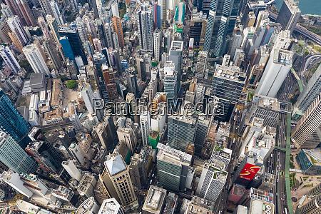 central hong kong 01 november 2018