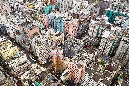 sham shui po hongkong 28 august