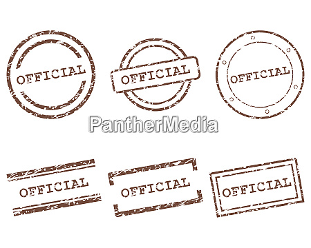 official stamps