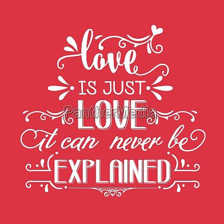 romantische liebe zitat