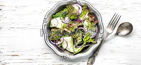 spring vegetable salad