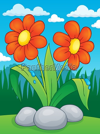 spring flower topic image 2