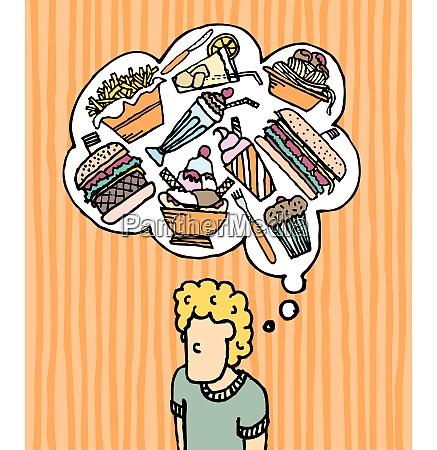 hungrige munchies fast food