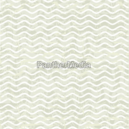 seamless wave hand drawn pattern abstract