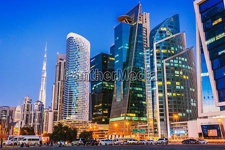 architektur od business bay in dubai