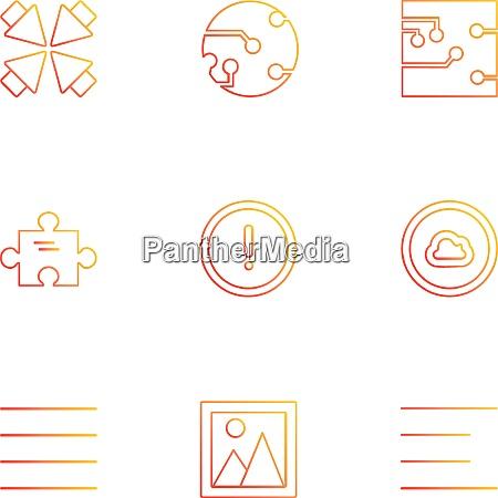 user interface buttons application