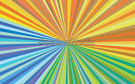 abstract backgrounds pattern of colourful stripes