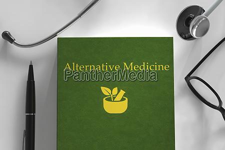medizinbuch ueber alternative medizin
