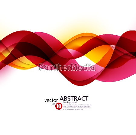 colorful vector lines abstract background colorful