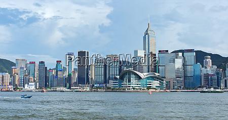 victoria harbor hong kong 10 july