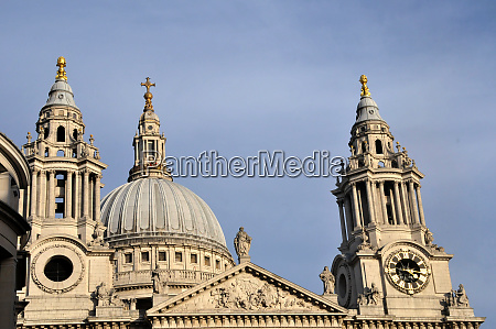 st pauls cathdral in london