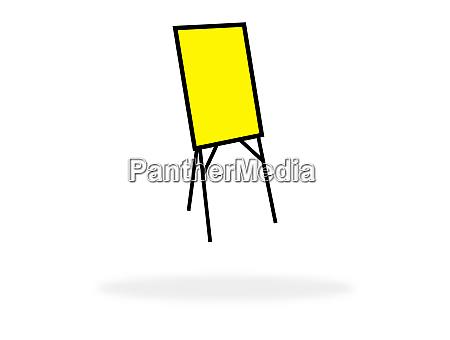 board icon for training presentation course