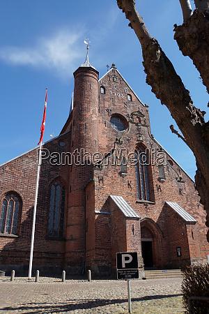 kathedrale in haderslev kirche mariens sueddaenemark